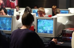 Esports have come a long way from the early days of LAN parties and arcade cabinets. (Photo courtesy of Getty Images)