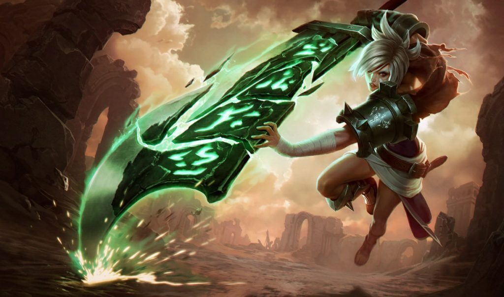 Photo courtesy of Riot Games.