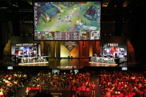 Riot Games Cutting League of Legends' Esports Budget