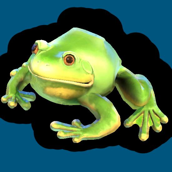 Dota hex frog