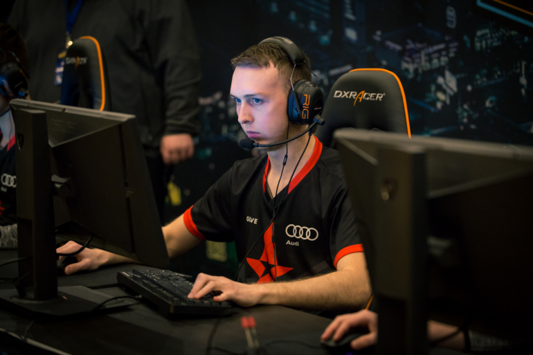 "One of the main reasons Astralis has been one of the best CS:GO teams in the world has been Lukas ""gla1ve"" Rossander."