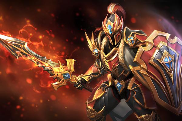 Dragon Knight?s strength is his ridiculous HP regen (Image via dota2.gamepedia)