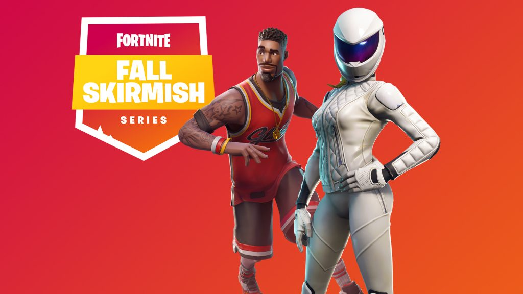 Fortnite's next competitive competition, cleverly named the Fall Skirmish, will begin this Friday, September 21.