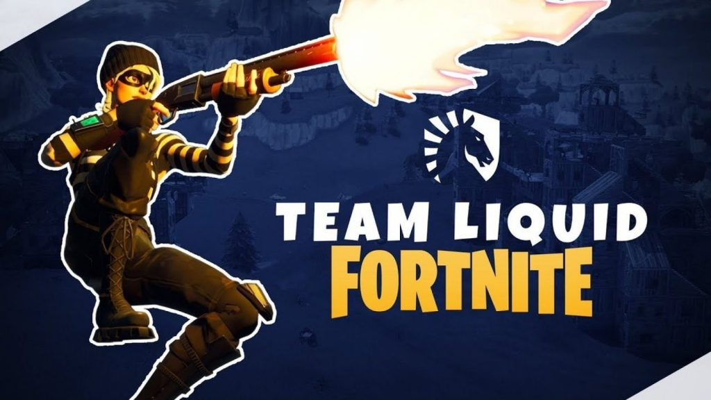 """Team Liquid continues to add to their new Fortnite team by signing Noah """"Vivid"""" Wright."""