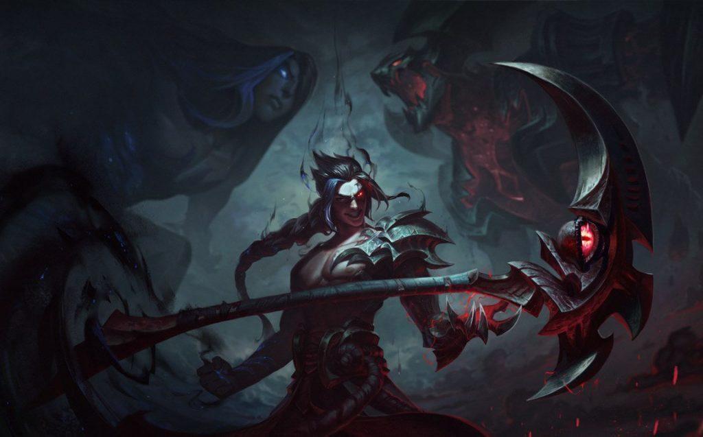 Kayn League of Legends Jungler