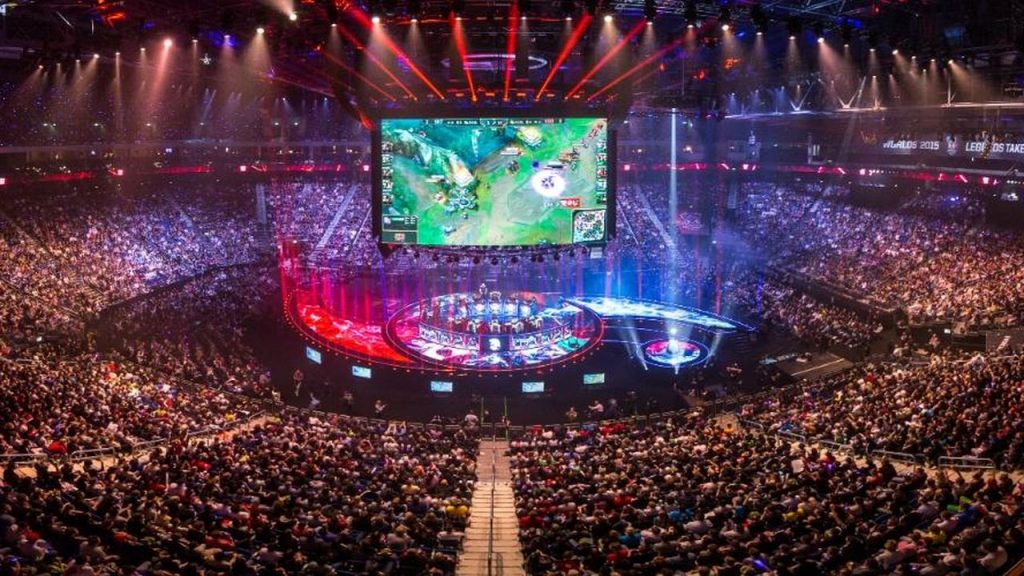 The arena will be nearly 57,000 sq ft and will house the LCK broadcasts as well as the play-in stage for Worlds 2018.