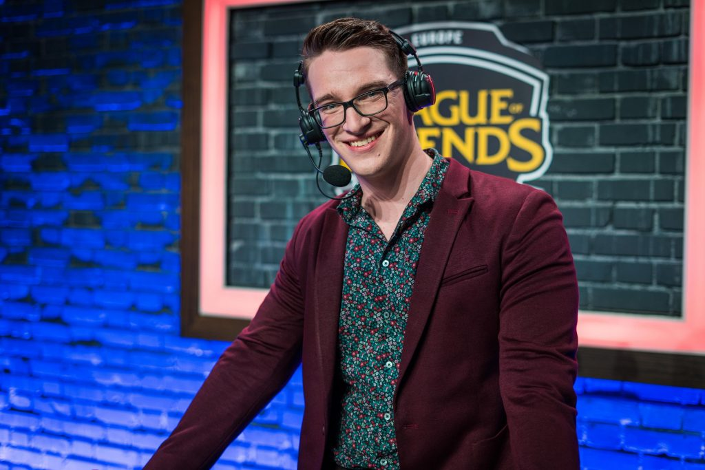 To find out if EU can win worlds, and how the franchising is going to play out, we caught up with Medic. (Photo courtesy of Riot games)