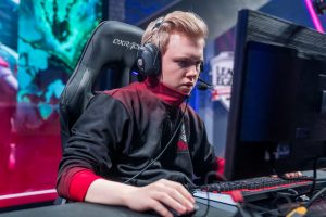 Sencux and Misfits had a tremendous season in the EU LCS but despite their best efforts they did not qualify for Worlds (Photo courtesy of Riot Games)