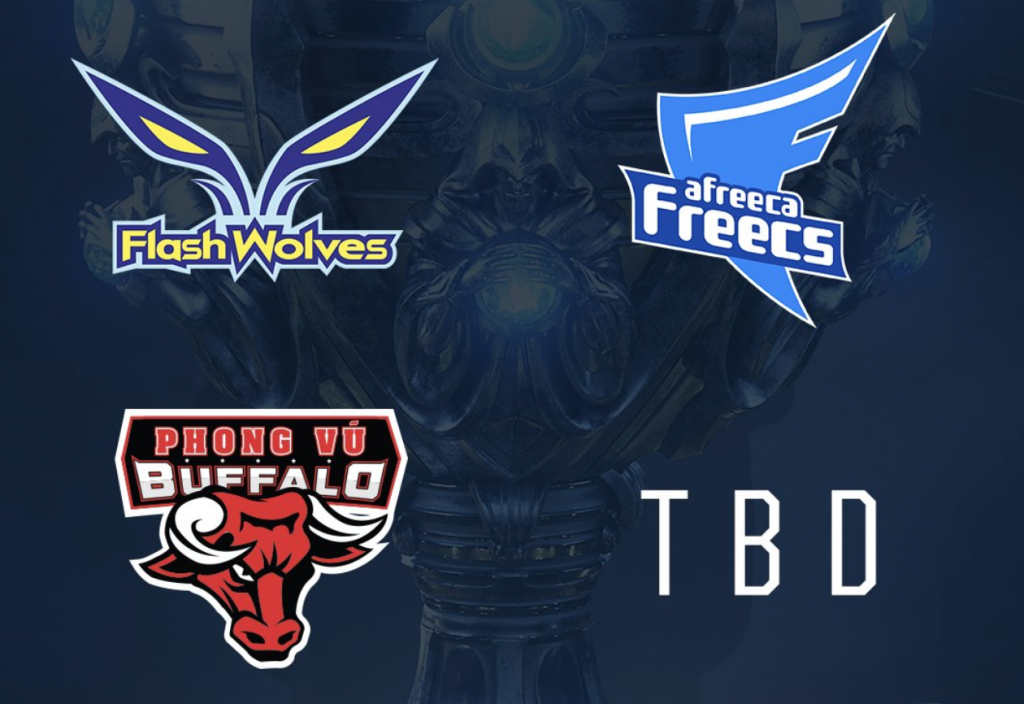 Flash Wolves and Afreeca Freecs are expected to cruise through Group A and into the knock-out stages.