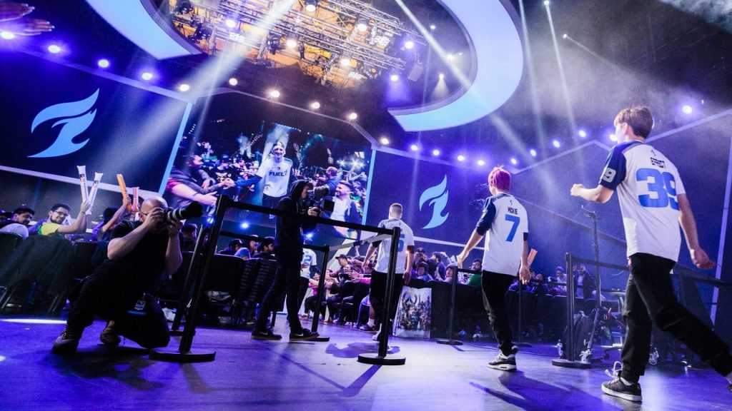 The Dallas Fuel will host 16 university level Overwatch teams in a massive one-day tournament (Photo via Blizzard Entertainment).