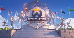 Overwatch World Cup Bracket Set for Blizzcon