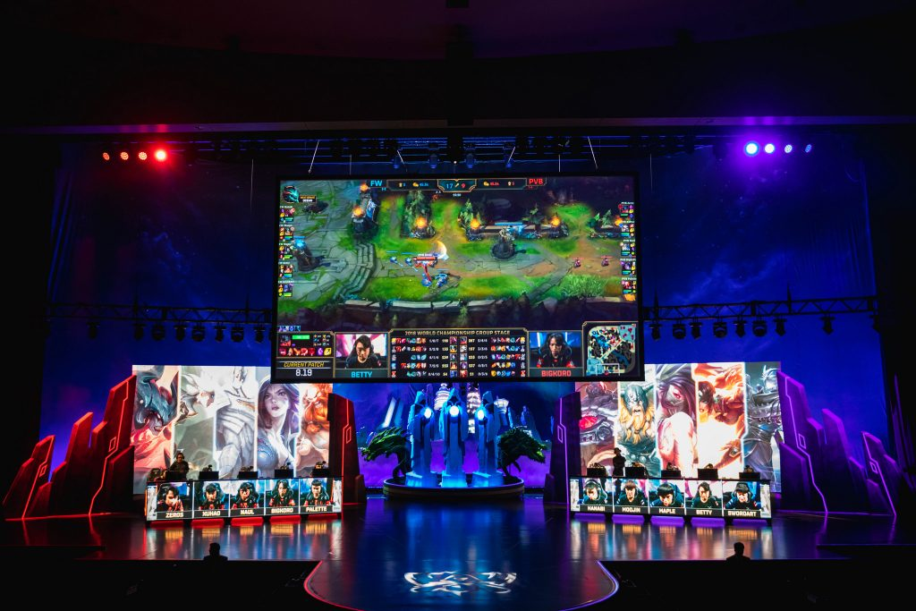 The League of Legends World Championship Quarterfinals kick off on Saturday October 20.