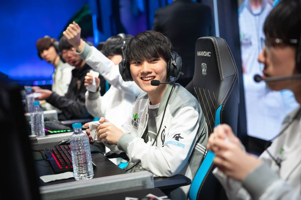 Invictus Gaming swept G2 Esports in 2018 League of Legends World Championship semifinals and have booked themselves a date in the Finals on Nov 3.