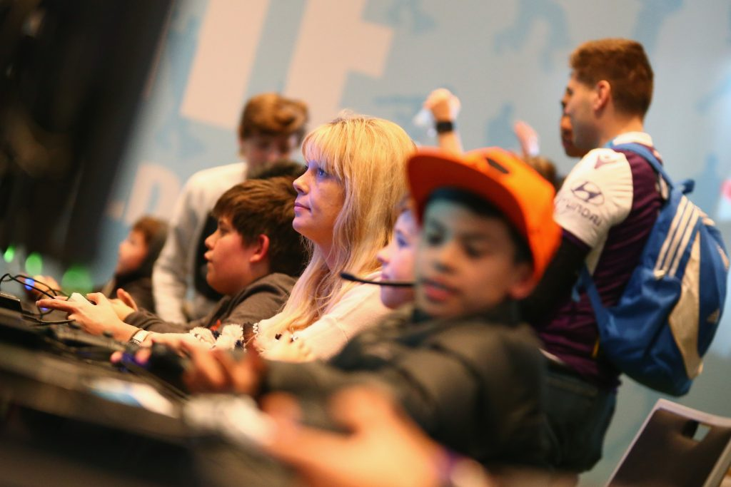 Esports has become one of the fastest growing industries in the world but stigmas still remain that give parents great pause. (Photo courtesy of Getty Images)