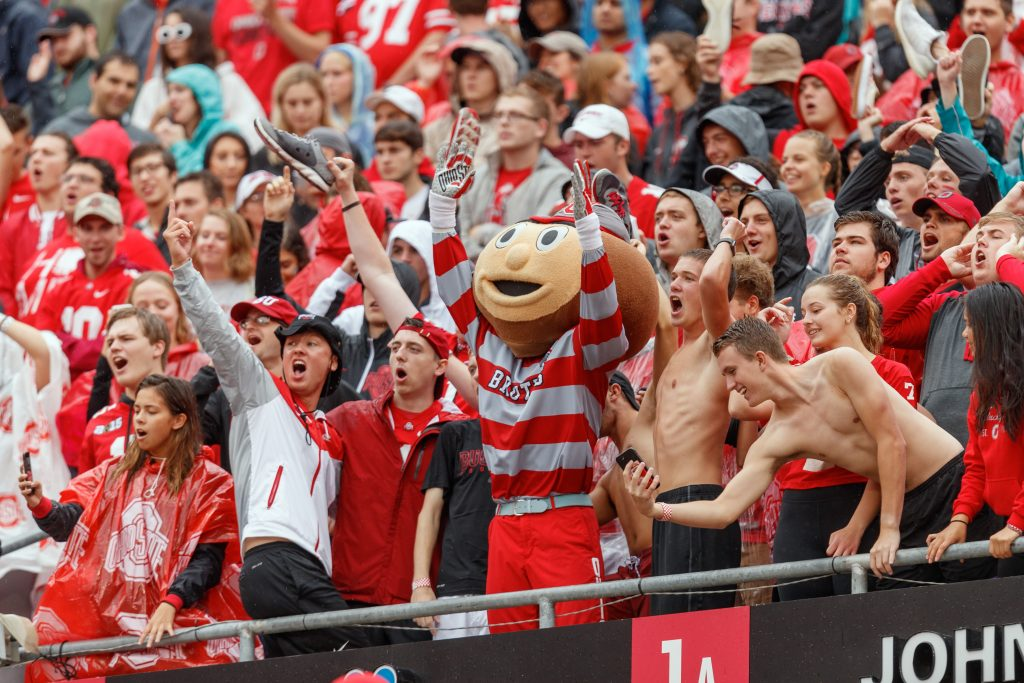 While Ohio State will not be a varsity program yet, they are building esports facilities, which are a huge step towards reaching that point. (Photo courtesy of Getty Images)