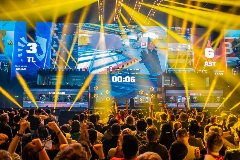 MKM, which stands for Marcus Kubes Management, will be offering services to esports competitors and content creators in need of legal representation. (Photo courtesy of Getty Images)