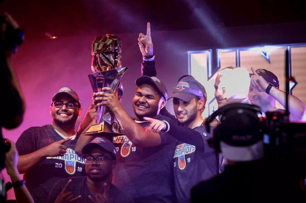The NBA 2K League showed just how well a traditional sports league can jump right into the esports world.