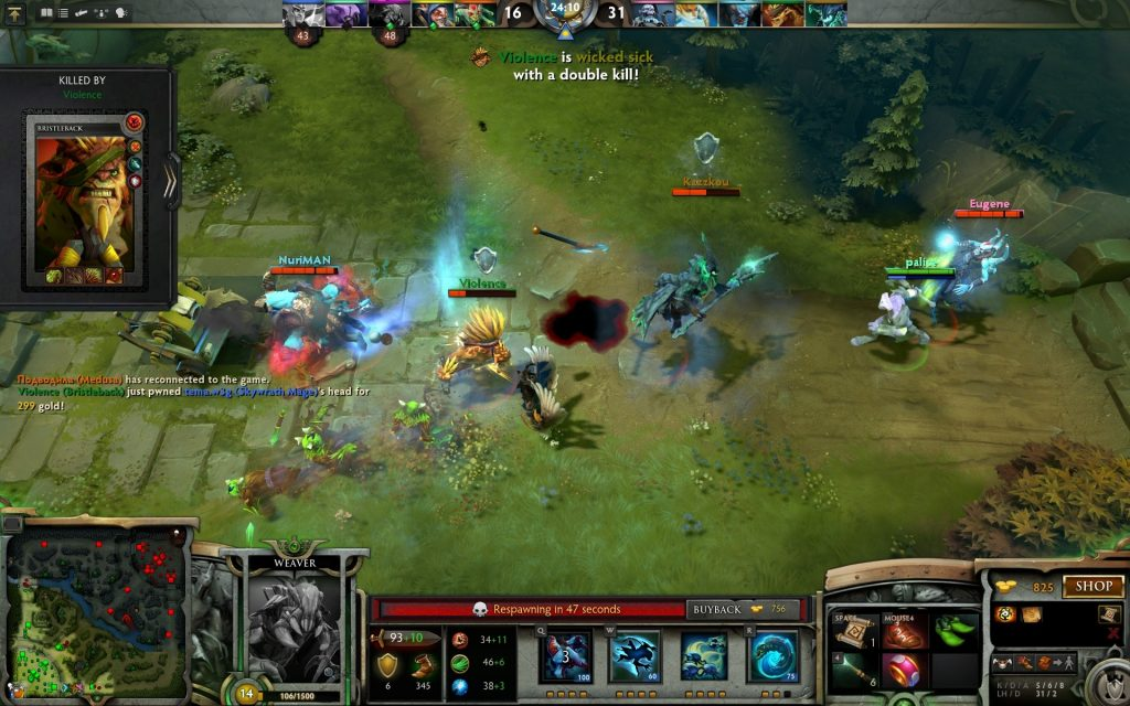 Dota 2 is one of the most popular esports to watch in the world.