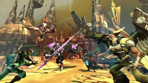 Battleborn never had a chance, releasing less than one month before behemoth Overwatch.