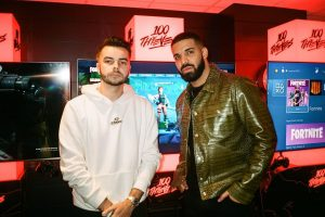 100 Thieves Receives Investments from Drake, Scooter Braun