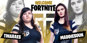 First Fortnite Female Duo Signs with Gen.G