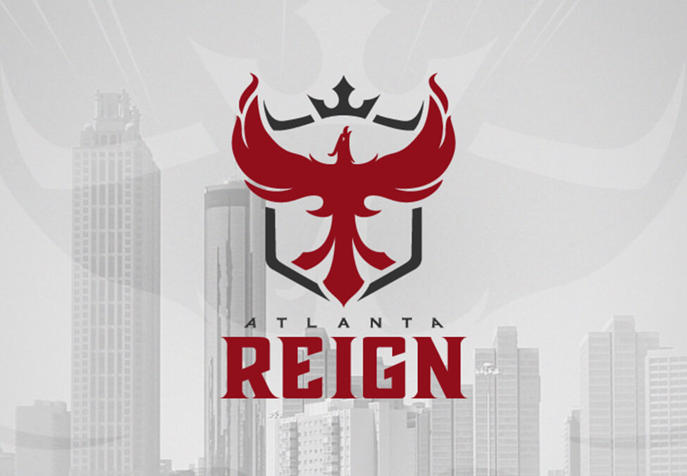 The Atlanta Reign become the first of the eight expansion teams to announce their name, logo and colors.