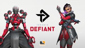Toronto's OWL Expansion Team Announce Defiant Branding