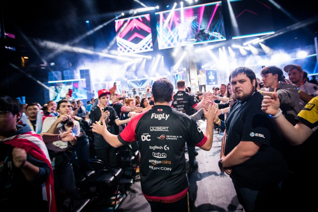 16 teams from around the globe are ready to compete for their share of $250,000 (Photo courtesy of Helena Kristiansson | ESL)