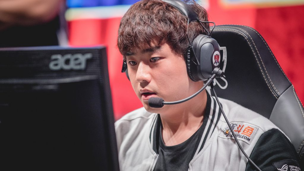 "After a lackluster season, SKT decided to release Bae ""Bang"" Jun-sik, Kang ""Blank"" Sun-gu andLee ""Wolf"" Jae-wan among others. (Photo courtesy fo Riot Games)"