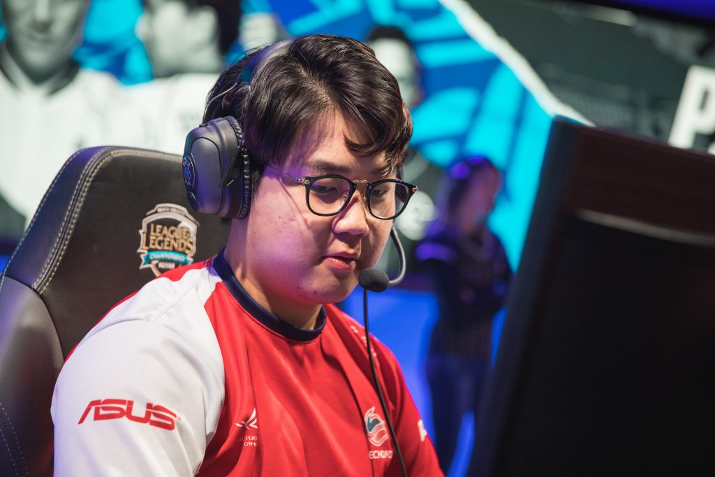 Huni will be the new centerpiece of Clutch Gaming after Febiven left to return to Europe.
