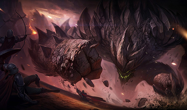 Tanks in the top lane thrive thanks to their high health and resistances (Image via Riot Games)