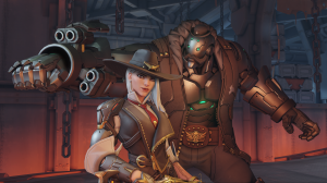 Ashe Enters Overwatch – Hero 29 Revealed