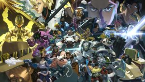 With nearly 30 Heroes to chose from, Overwatch can feel overwhelming to a newcomer. It is all about understanding which best suits your play style (Image courtesy of Blizzard Entertainment)