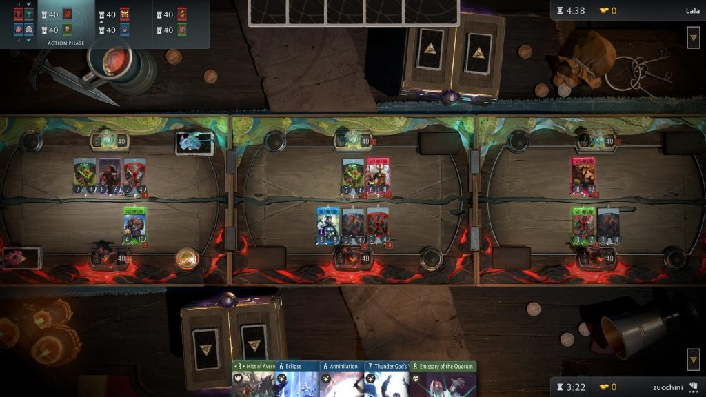 Artifact Preview Tournament Dominated by Winner Joel Larsson