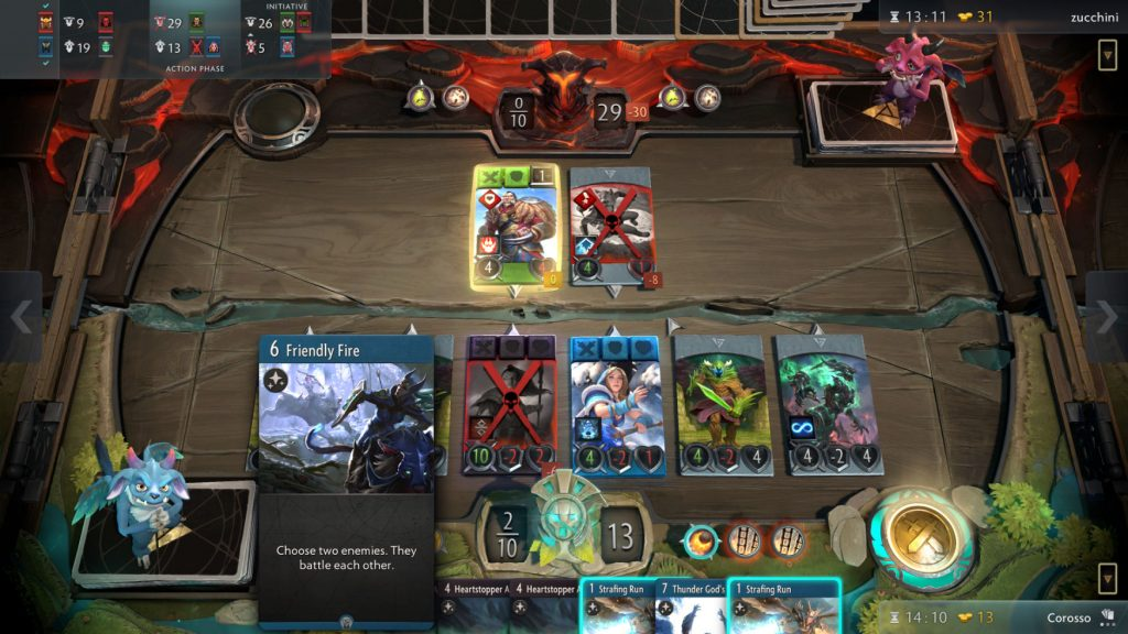 With two weeks to go before the November 28 launch of Artifact, the first post-launch tournament has already been announced.