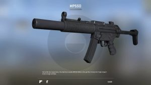 The MP5-SD - the first new weapon to CS:GO in years - was a highlight of 2018 for the game.