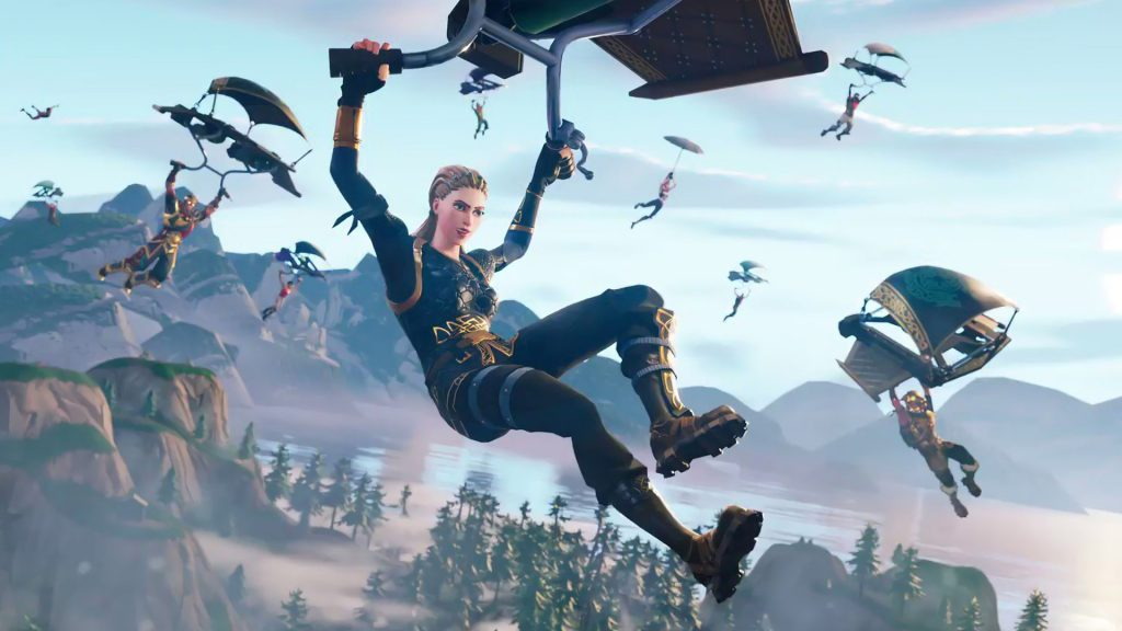 Epic Games announced that they would be removing the glider redeploy mechanic from Fortnite due to negative community feedback.