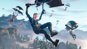Glider Redeploy System Disabled from Fortnite