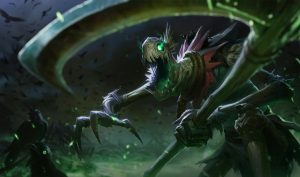 The Roles Within Roles in League of Legends