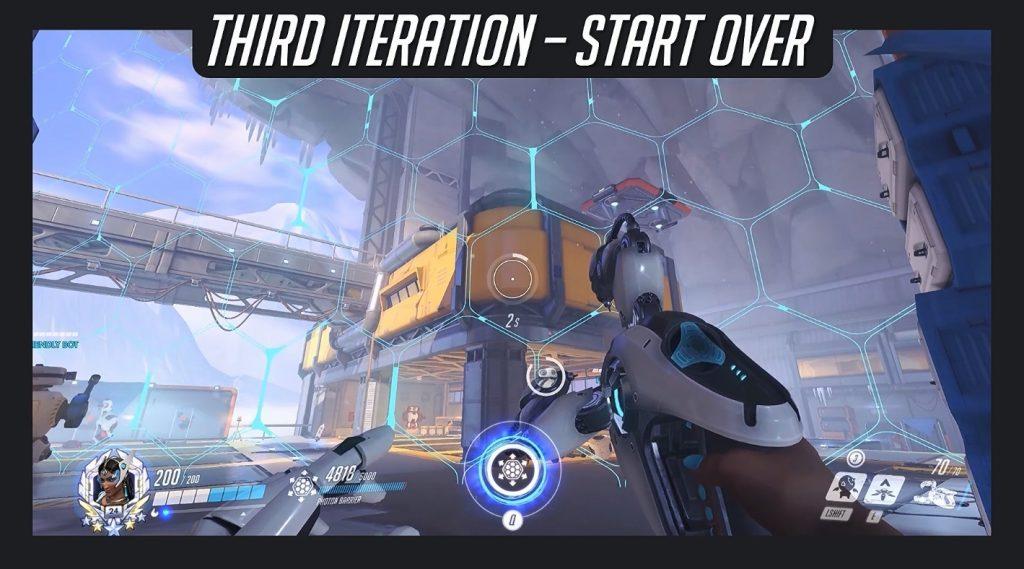 overwatch texture testing new heroes