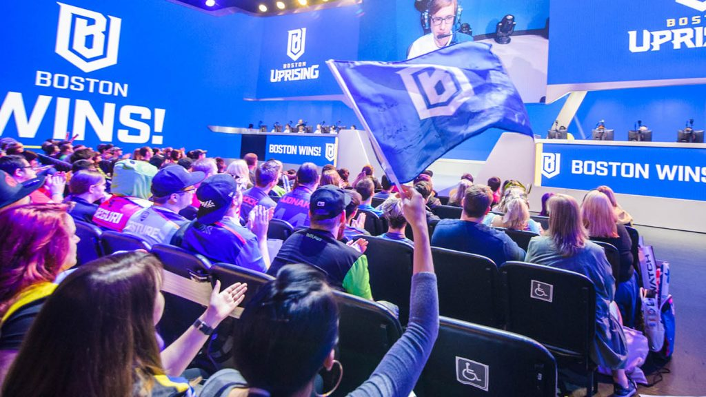 Regional, or geo-localized franchises, are straight from traditional sports but had never been a part of esports until the Overwatch League came along (Photo courtesy of Jonathan Tayag | Blizzard Entertainment)
