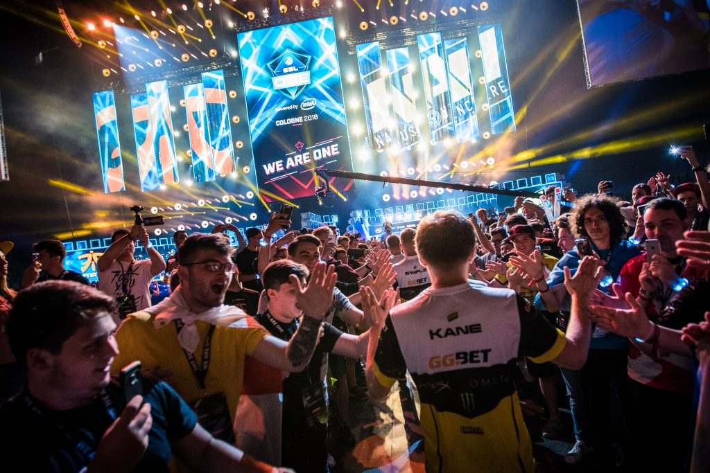 From the highest highs to the lowest lows - there's a lot to reflect on from this past season of CS:GO and in looking towards a more in 2019. (Photo courtesy of Helena Kristiansson   ESL)