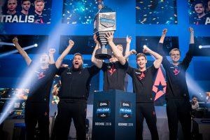 Astralis Wins $1.25 million at Season 8 ESL Pro League Finals