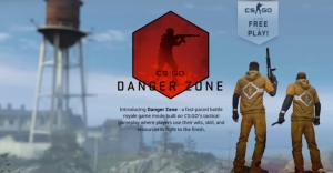 CS Releases Battle Royale Variant in Danger Zone Update