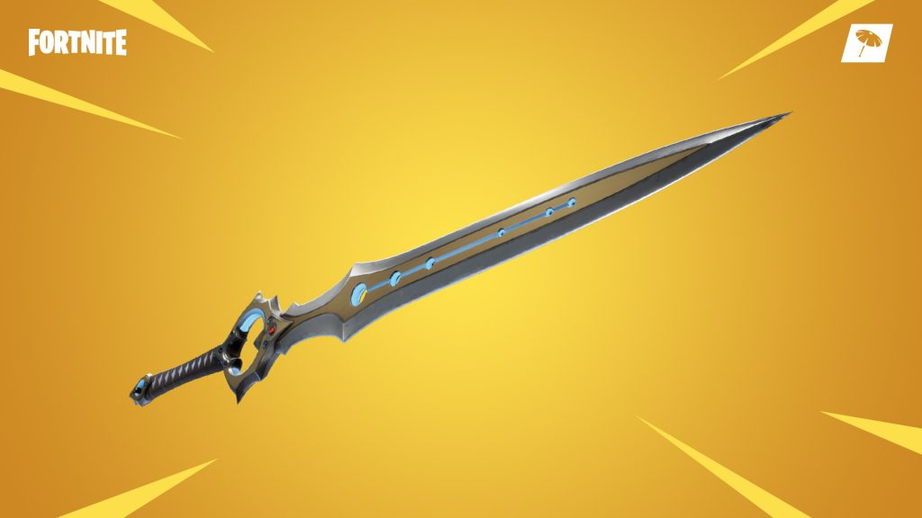 Epic Games made a mistake releasing the Infinity Blade - especially during the NA Fortnite Winter Royale tournament - but they owned up to the PR disaster.