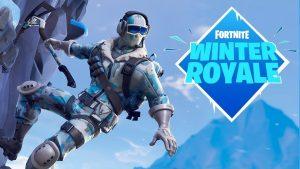 Fortnite Winter Royale Semi-Final Results