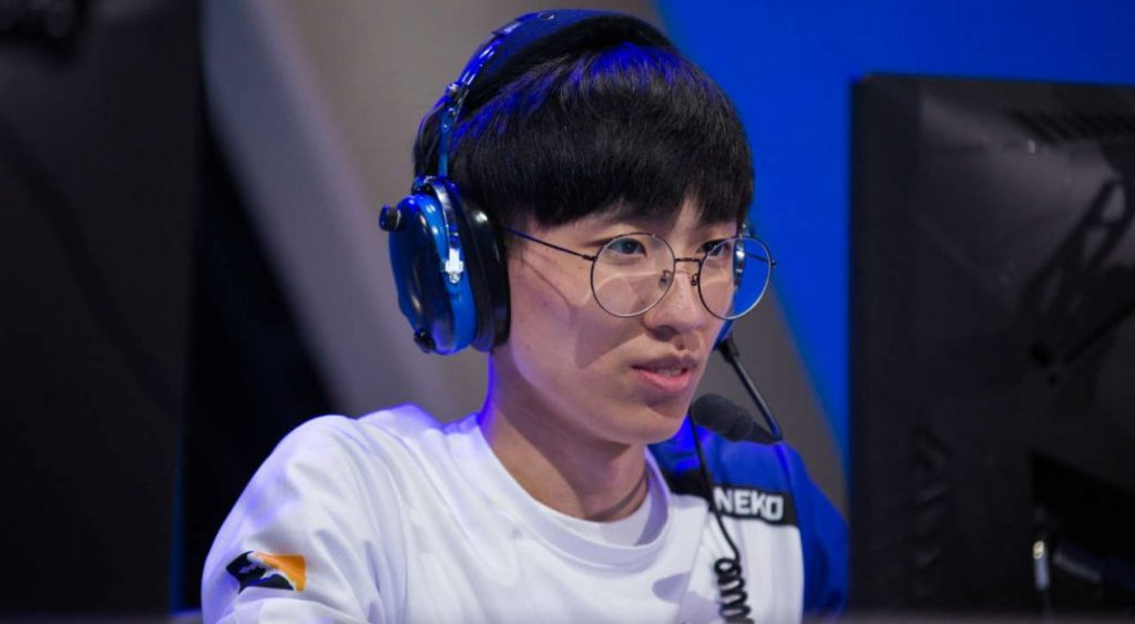 Neko is one of many players who will be disciplined by Blizzard for the 2019 OWL season.