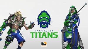 Vancouver Overwatch League Team Reveals Branding, Players