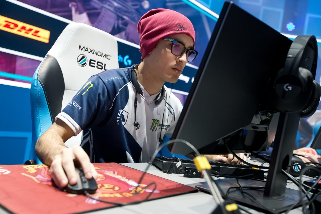 """By far one of the most exciting transfers of the year was that of Epitácio """"TACO"""" de Melo reuniting with his former SK Gaming teammates on MIBR (Photo courtesy of Carlton Beener 