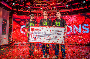 Flipsid3 Tactics Wins WSOE 4: The Rocket League Showdown